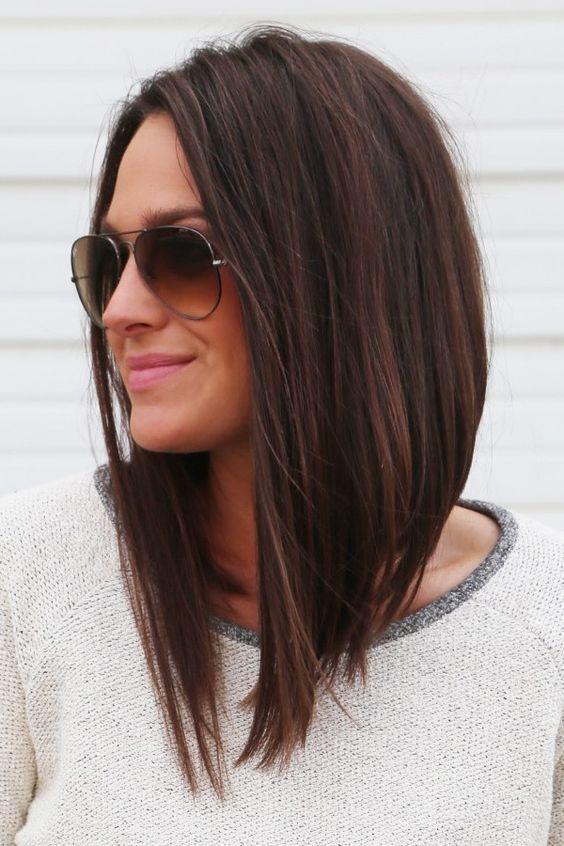 15 Trending Angled Bob Hairstyles for Women