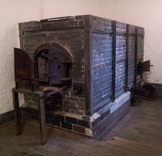 Campo di concentramento di Flossenbürg - Forno crematorio