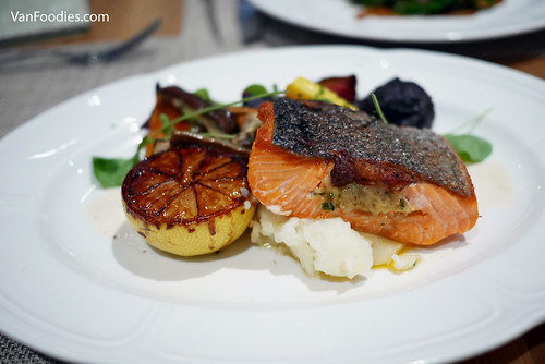 Organic King Salmon Steak