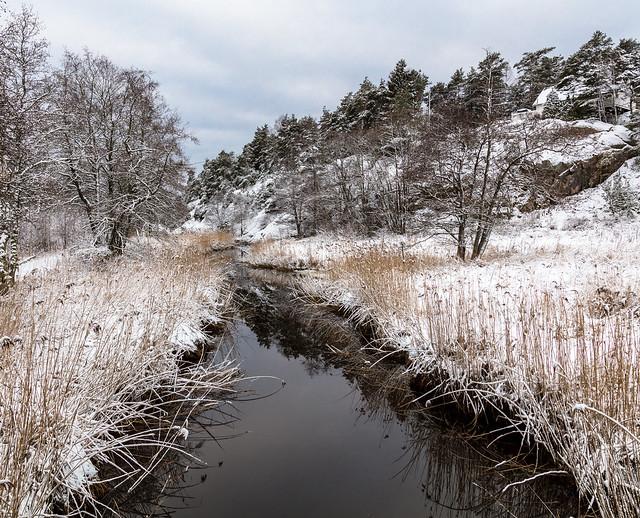 Quit stream winter
