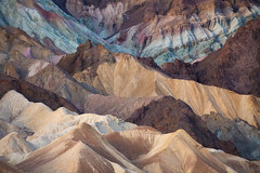 Death Valley Badlands