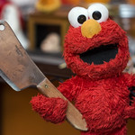 playing DEATH with Elmo
