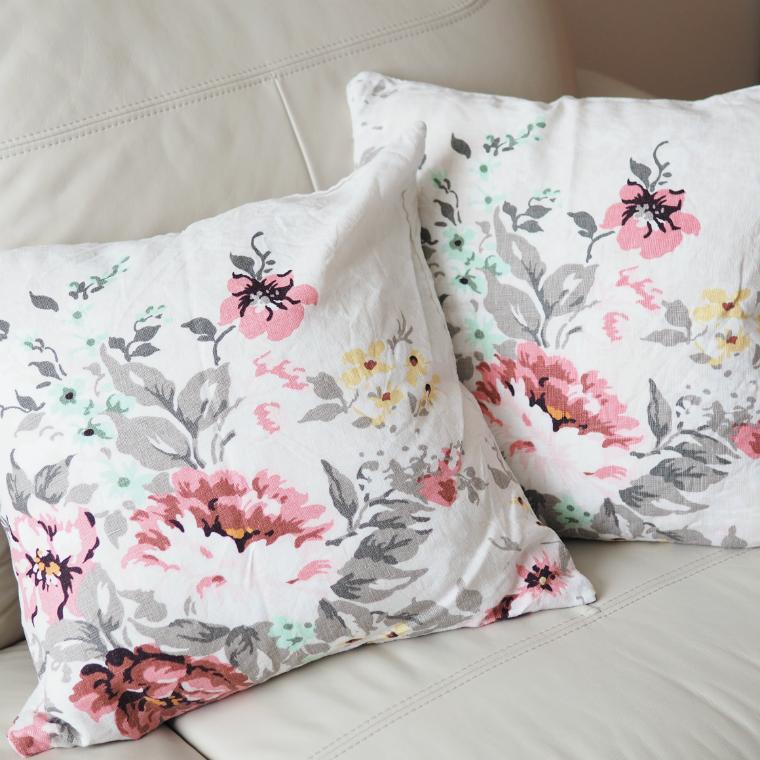 keväiset tyynynpäälliset