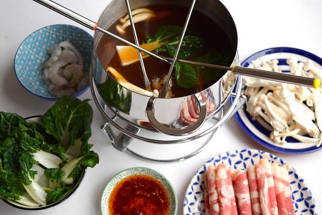 How To Make Chinese Hot Pot for Chinese New Year #hotpot #chinese #chinesenewyear