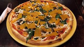 Vegan Halloween at Pitstop Pizza