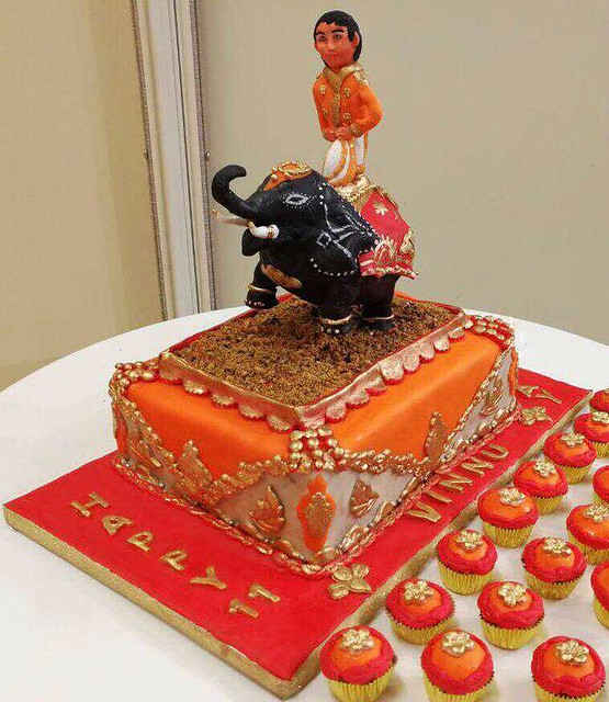 Competition World S Super Extraordinary Cake Artist