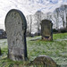 Frosty day at St. Mary's, Ecclesfield