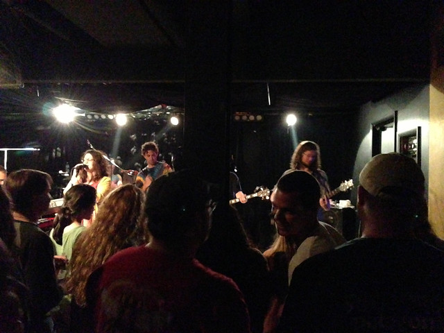 John K. Band @ River Street Jazz Cafe, Plains, PA, 20 October 2012