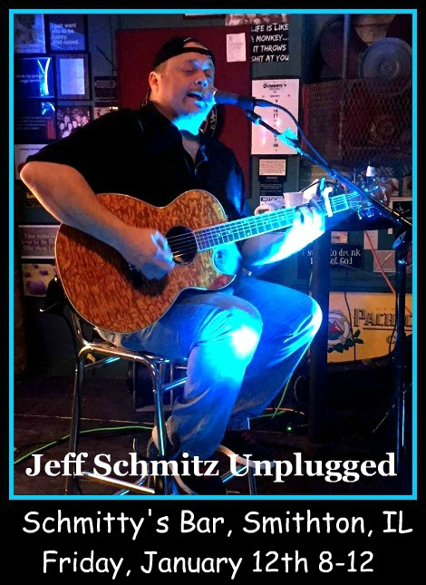 Jeff Schmitz Unplugged 1-12-18