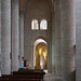 Abbatiale Saint-Philibert de Tournus (Saône-et-Loire, France