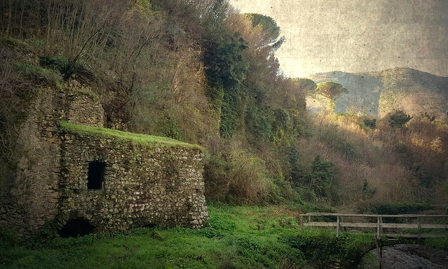 Valle dei Mulini, Gragnano