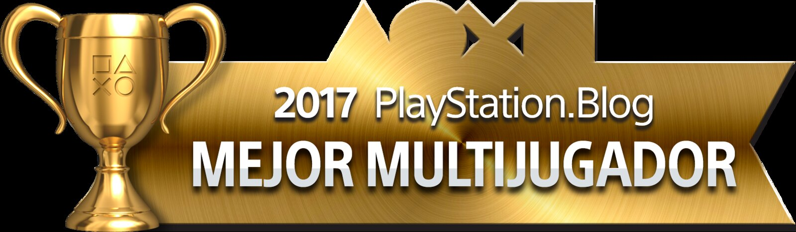 PlayStation Blog Game of the Year 2017 - Best Multiplayer (Gold)