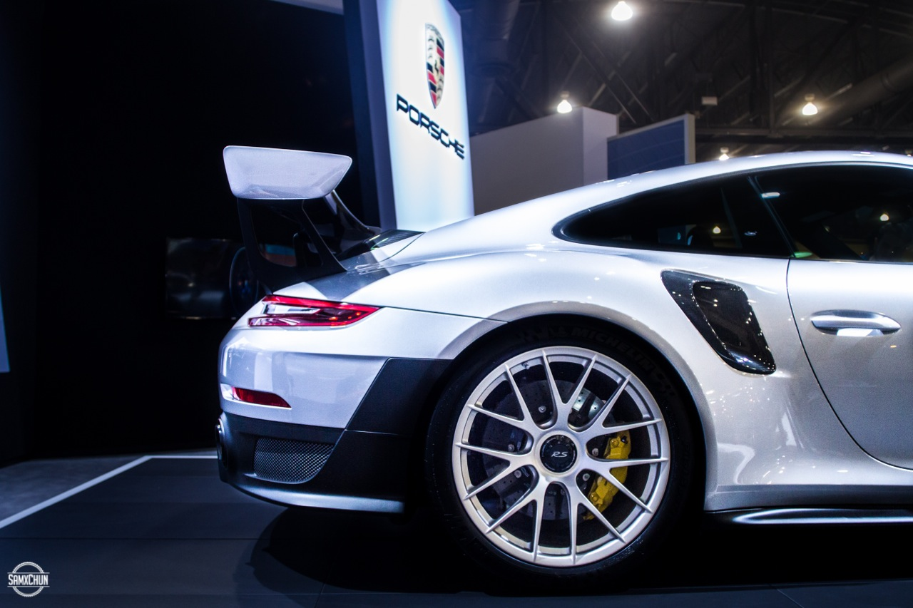 Porsche 991 GT2 RS Philly