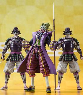 永遠的宿敵!S.H.Figuarts 《忍者蝙蝠俠》「第六天魔王小丑」!第六天魔王ジョーカー