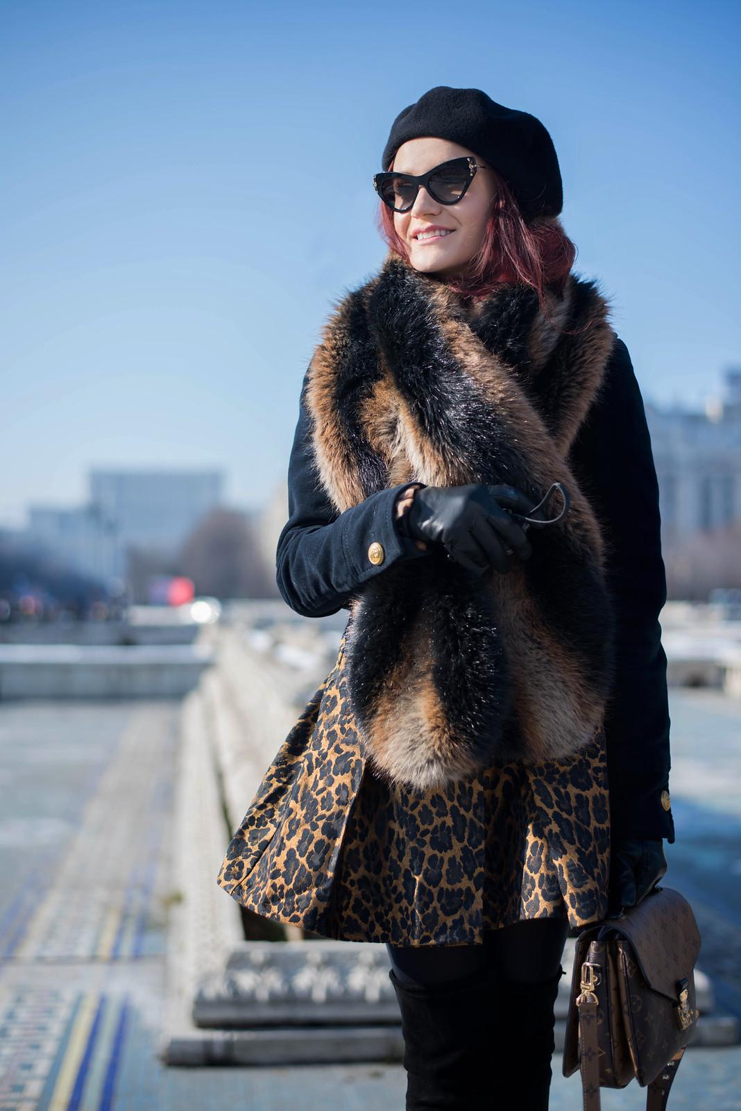 leopard print skirt 5