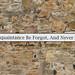Auld Lang Sign