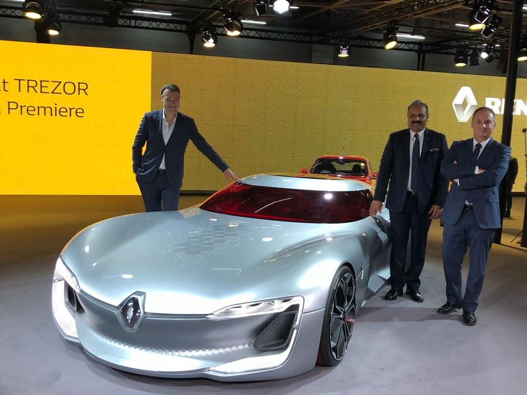 Renault-Trezor