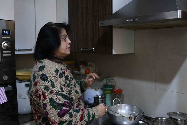Julia Child in Delhi – Nandita Kapur Makes Her Late Mum-in-Law's Banana Halwa, East of Kailash