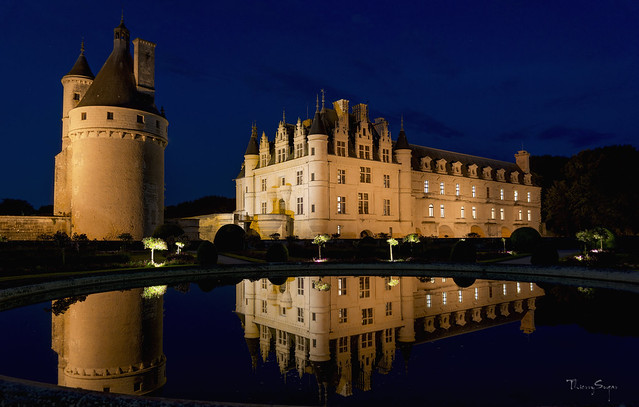 Nocturne au château des dames