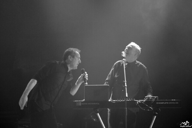 Orchestral Manoeuvres in the Dark + BALLA [Aula Magna, Lisboa]