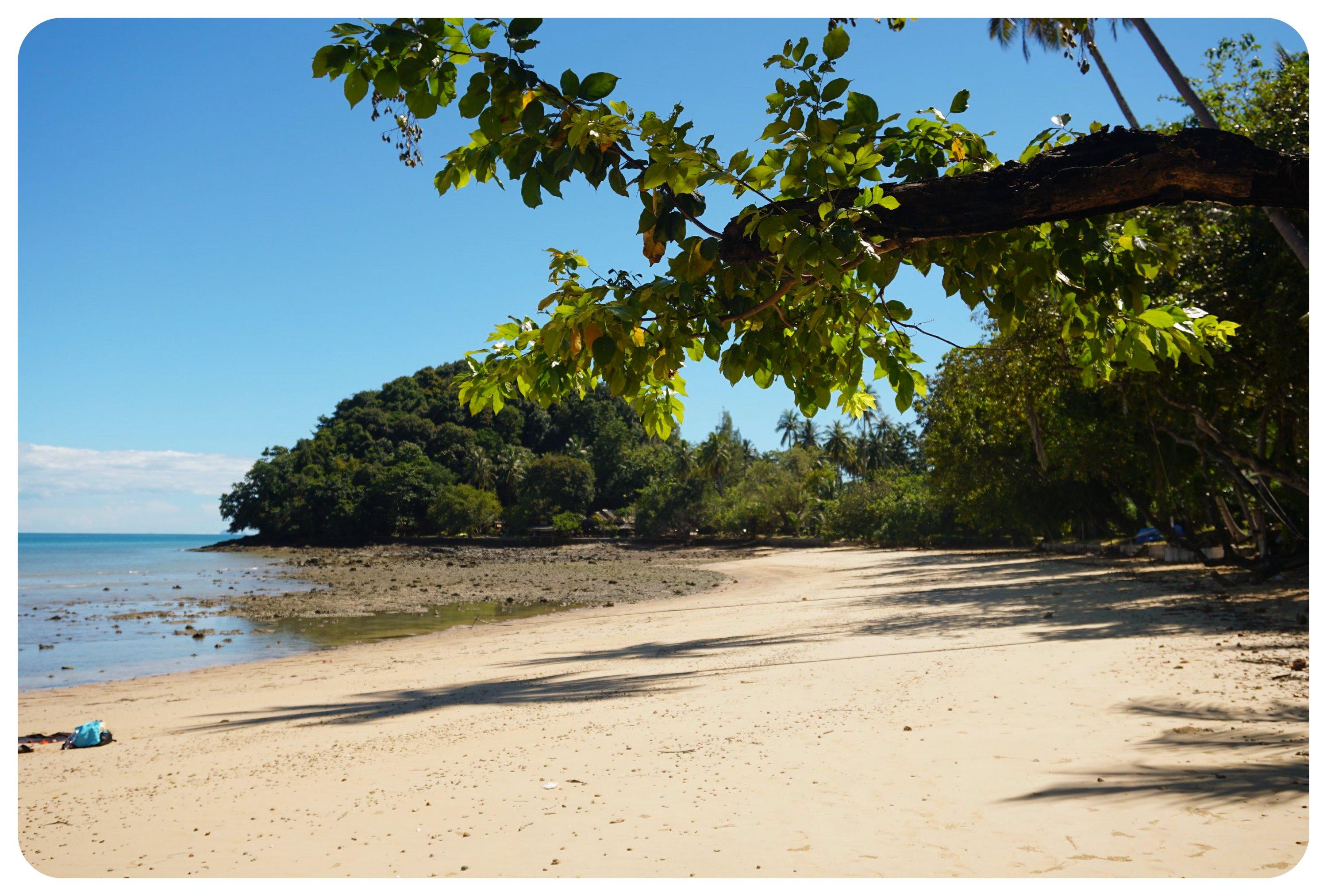 koh yao noi beach
