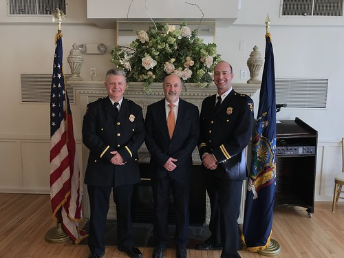 02-14-18 Troy Police Department Chief Promotion Ceremony