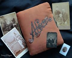 Paw Paw, Illinois Photograph Album.