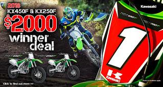 Motocross Winner Deal
