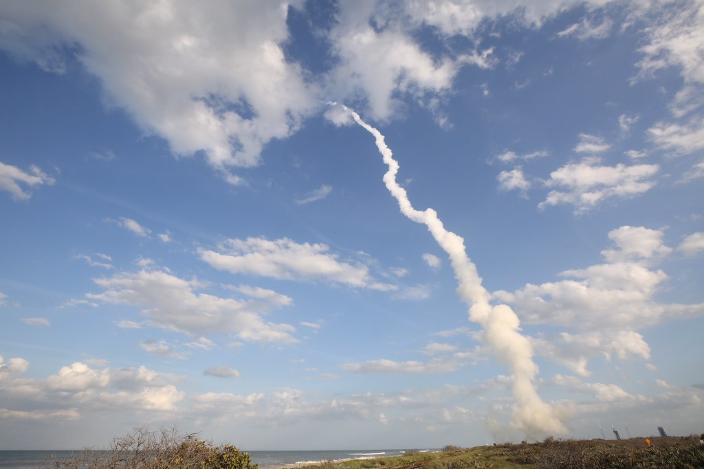 GOES-S Launch