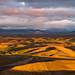 Palouse sunset by CraigGoodwin2