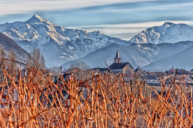 Village : Les Marches - Savoie
