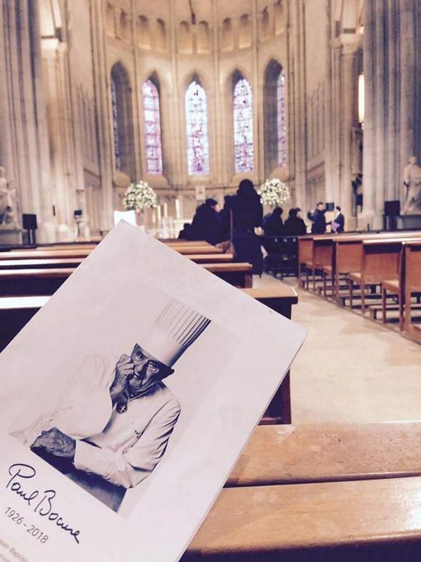 Obsèques Paul Bocuse