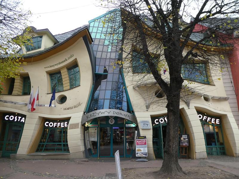 Crazy Building, Sopot