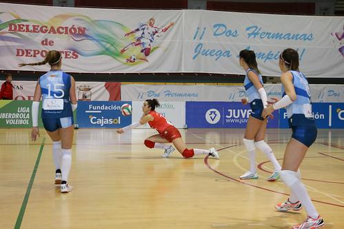 Cajasol Juvasa Voley Superliga Palmas de Gran Canaria