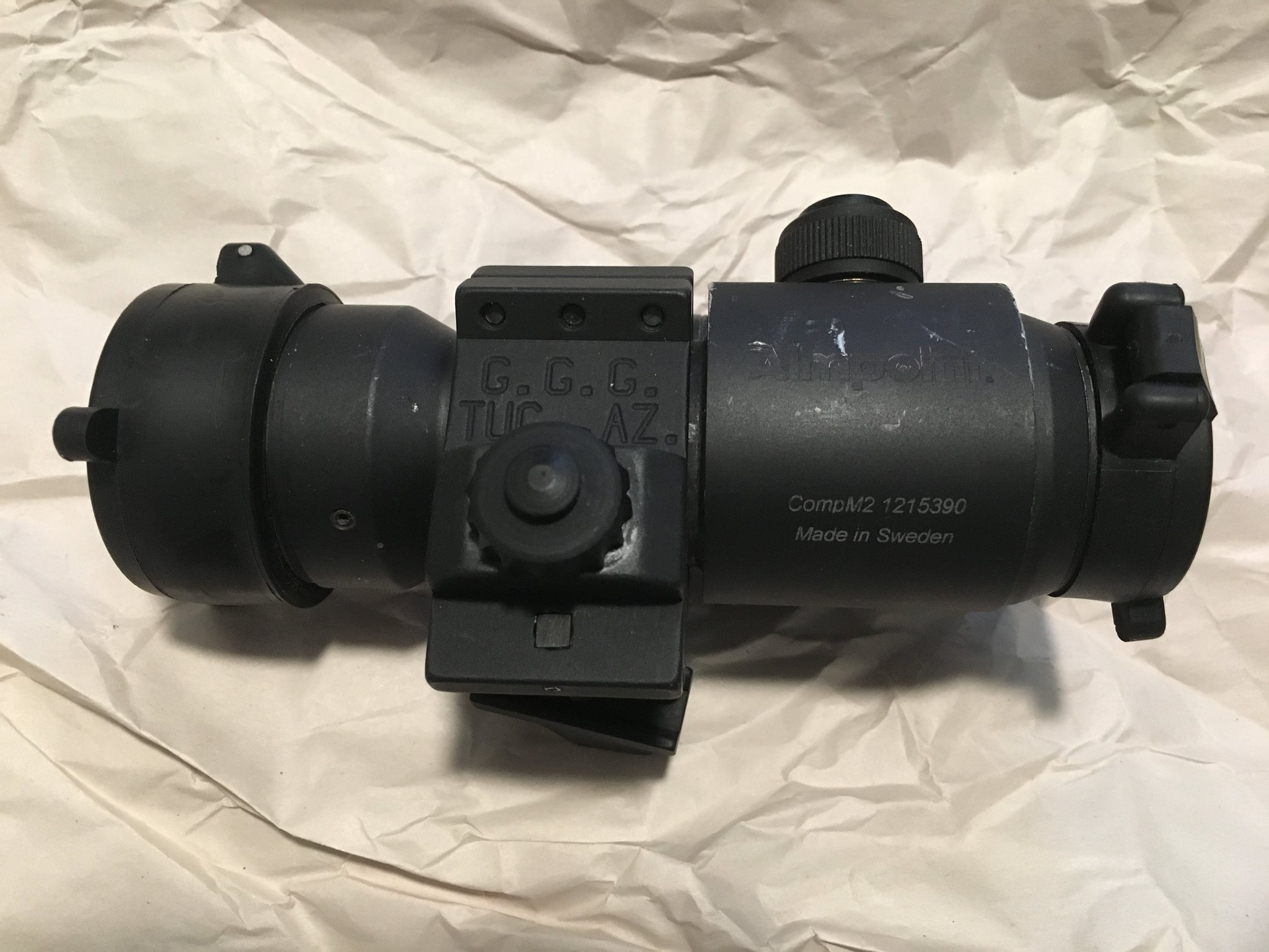 Aimpoint Comp M2 With Gg Amp G Low Mount 300 Shipped Ar15 Com