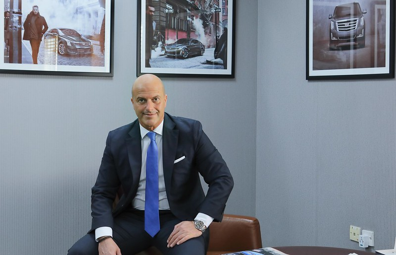 Rimoun Hanouch - General Manager of Liberty Automobiles CarbonOctane