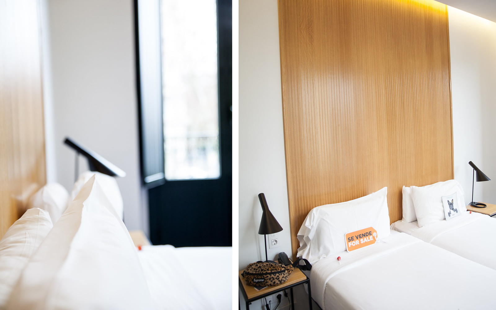sleep atocha hotel madrid por 50 euros