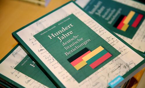 Hundert Jahre Deutsch-Litauische Beziehungen