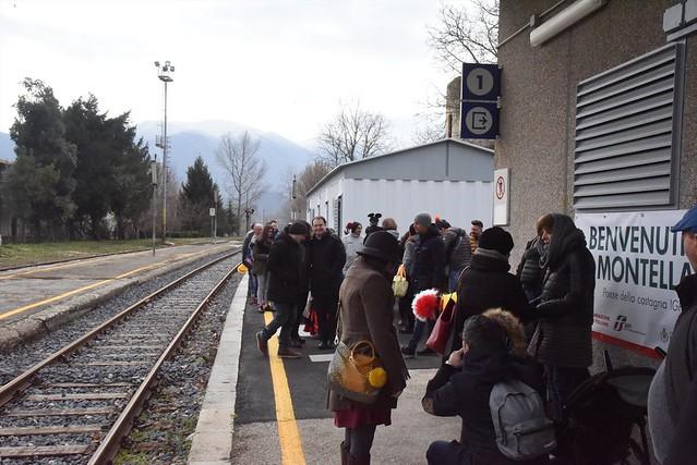 Treno Carnevale Montemarano