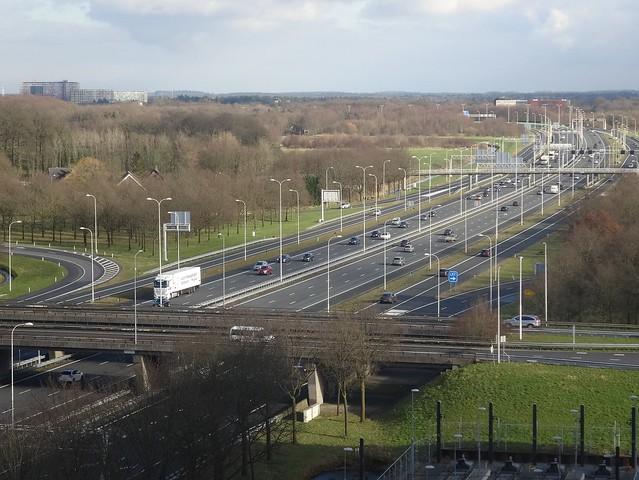 A28 near De Uithof, Sony DSC-WX300