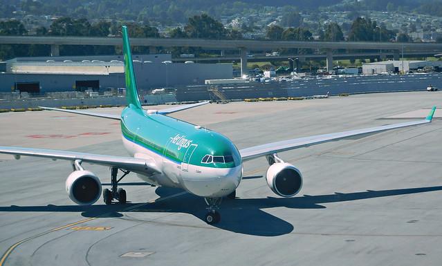 Aer Lingus A330-202 EI-DUO