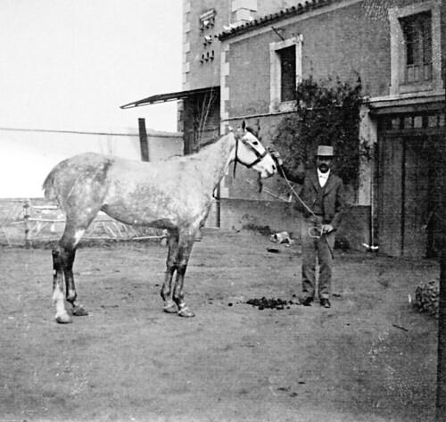 1910. rico hacendado nazareno José Gómez Martín