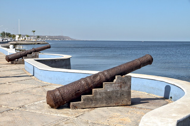 The two cannons