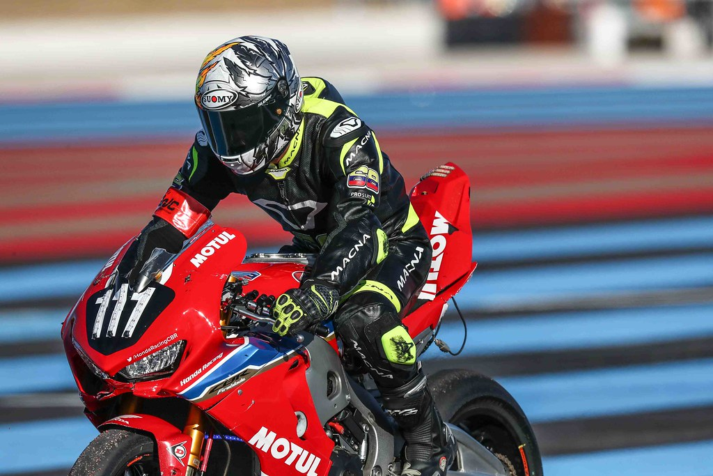 Ewc , Days , Bol , Dor , 2017 , Q1 , Team , Honda n Racing , Hernandez