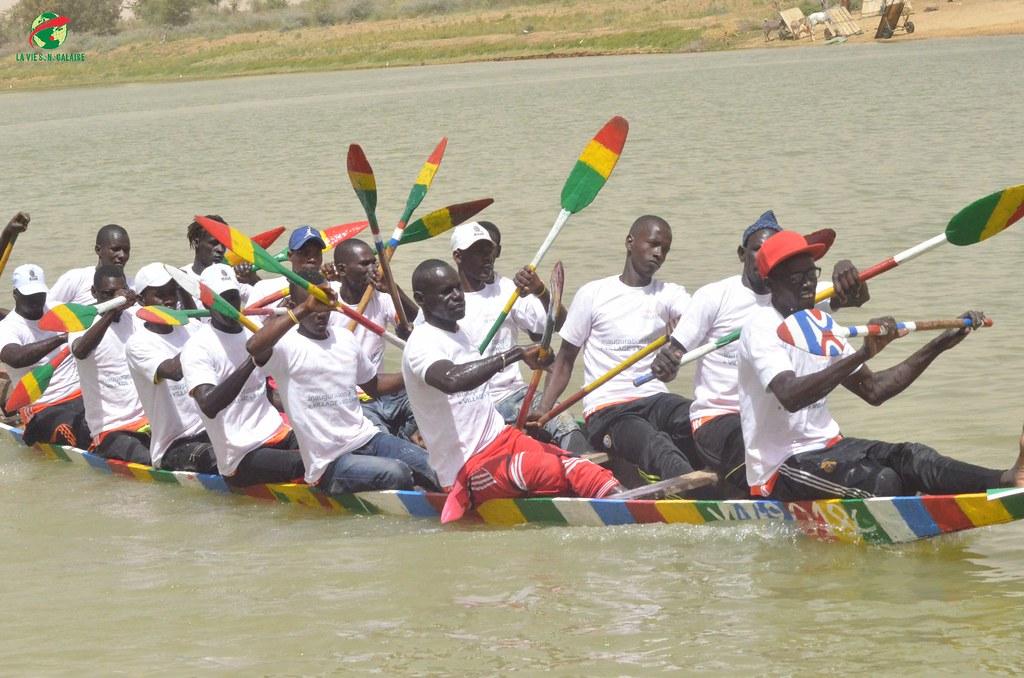 Inauguration d'infrastructures  de base à Mbakhna Par la Fondation SONATEL (138)