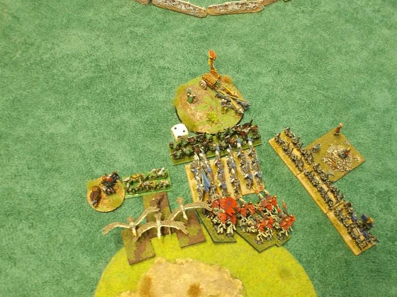 [Khemri vs Orcs & Gobs] 1500 pts - Le réveil de la pyramide 24898949307_3402b63c56_c