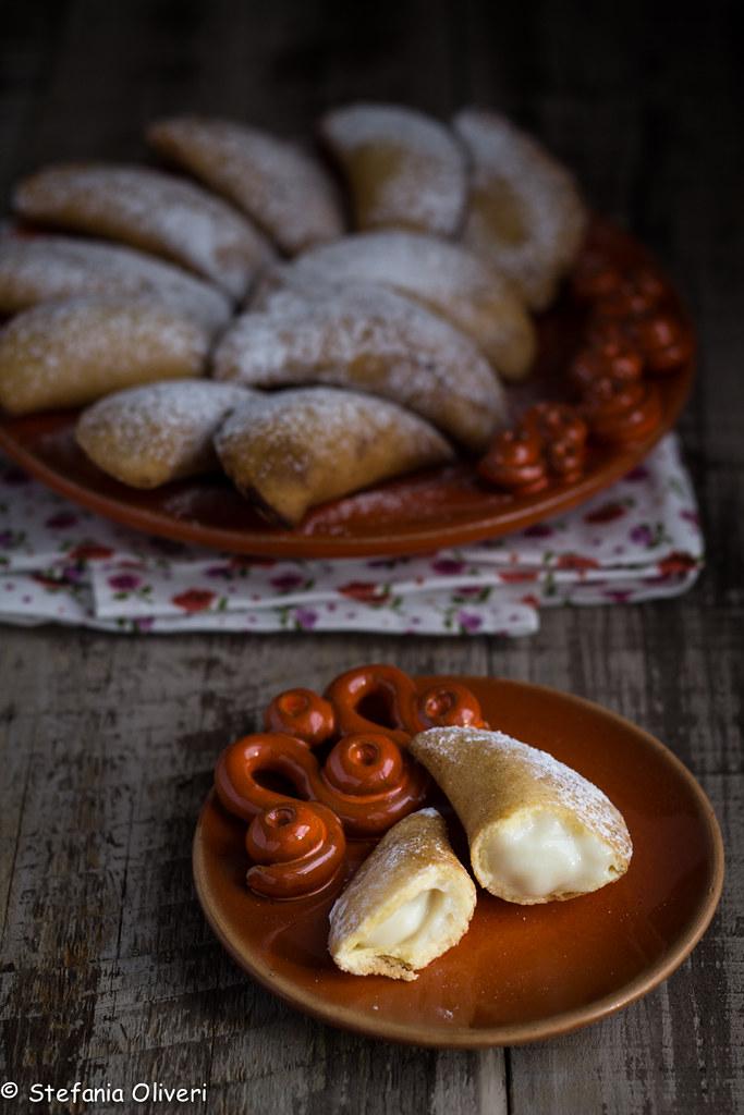 Cassatelle siciliane senza glutine-9315