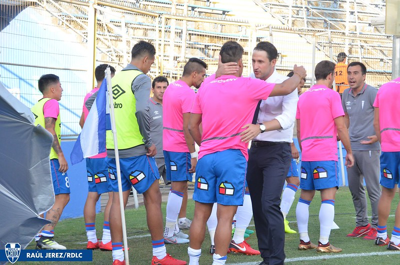 UC 2-1 Temuco | Fecha 1 - Torneo 2018