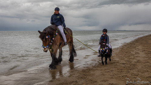 The youngest participant Straô Renesse 2018