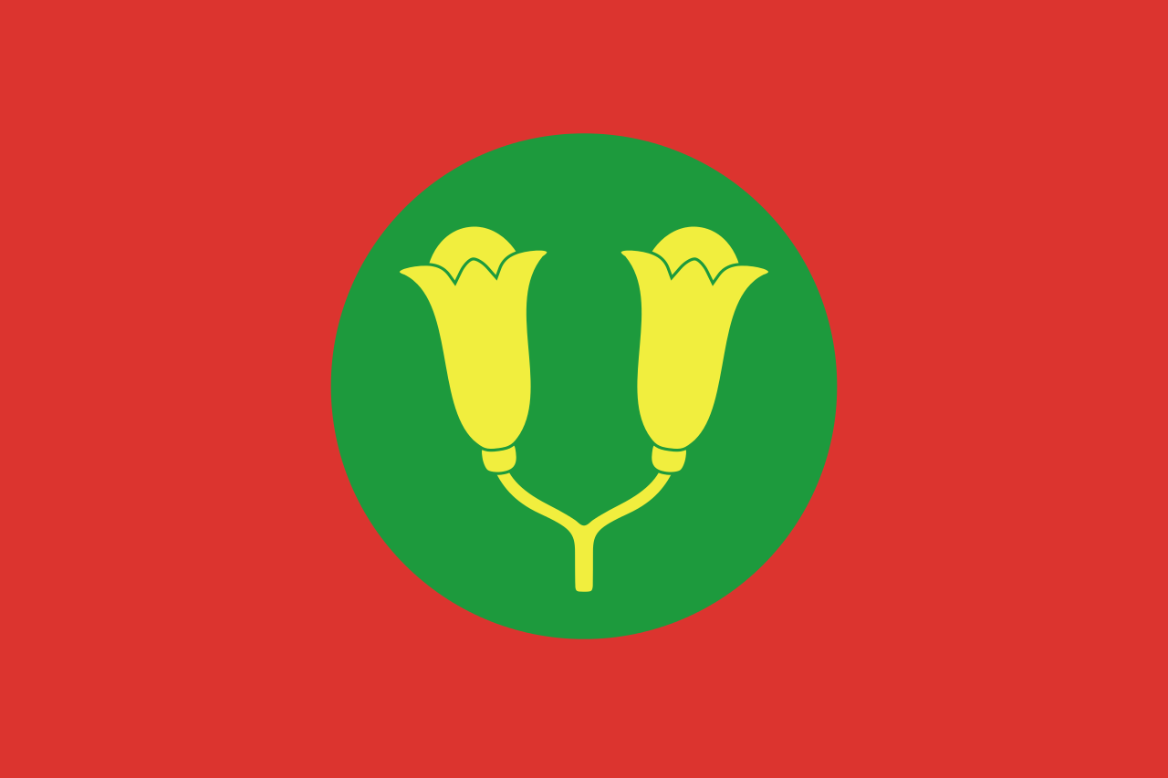 Flag of the Sultanate of Zanzibar, 1963-January 1964